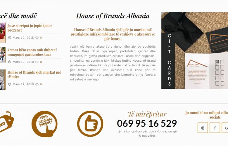 house of brands albania 4