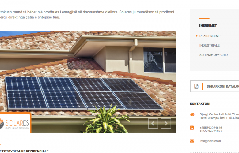 Solares – Solar Energy Solutions 11