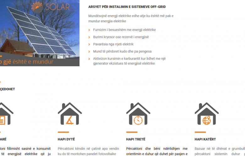 Solares – Solar Energy Solutions 14