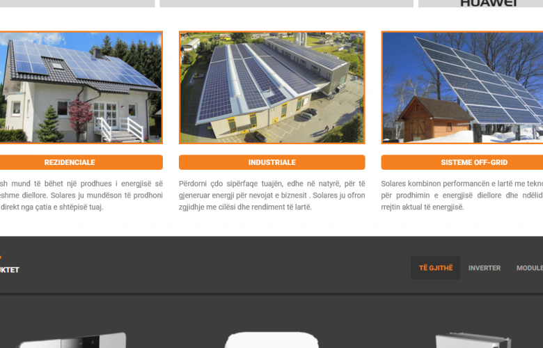 Solares – Solar Energy Solutions 2