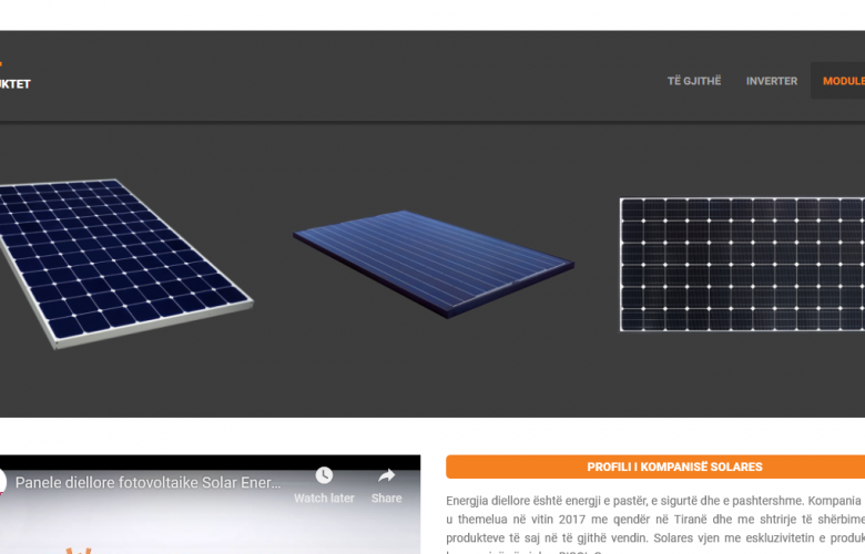 Solares – Solar Energy Solutions 3