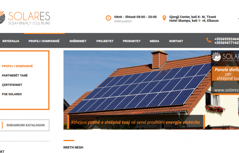 Solares – Solar Energy Solutions 7